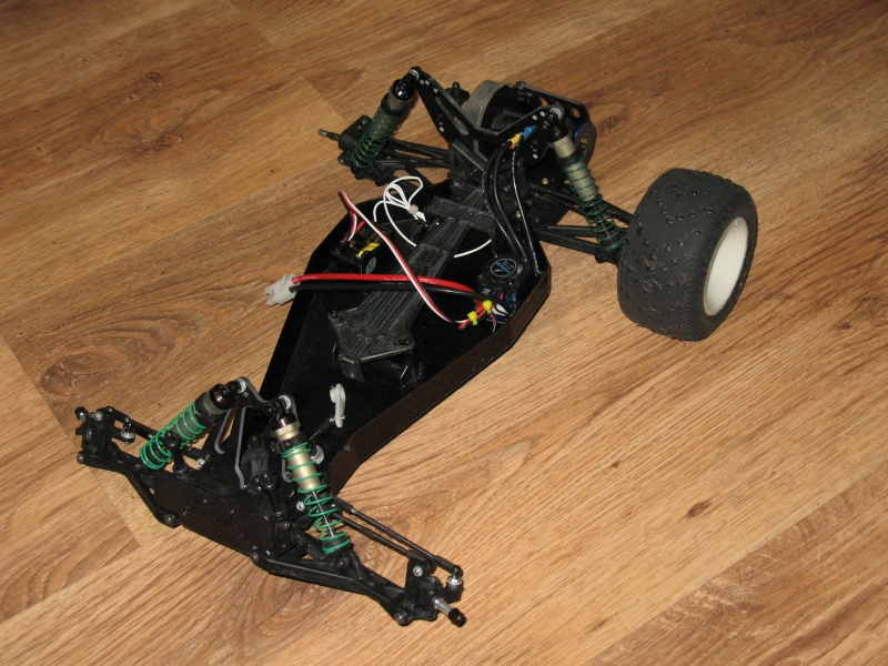 Team Associated RC10T2 Brushless Photo152