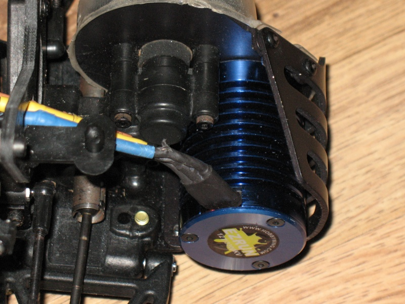 Team Associated RC10T2 Brushless Photo154
