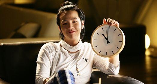 Cute Jang Geun SuK in Coffee CM 127f3010