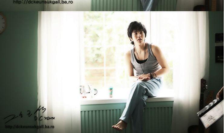 Cute Jang Geun SuK in Coffee CM 1f65de10