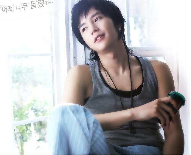 Cute Jang Geun SuK in Coffee CM 1fa58e10
