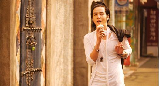 Cute Jang Geun SuK in Coffee CM 8db90e10