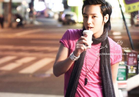 Cute Jang Geun SuK in Coffee CM 950f2a10