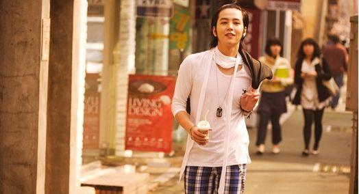 Cute Jang Geun SuK in Coffee CM A7198510