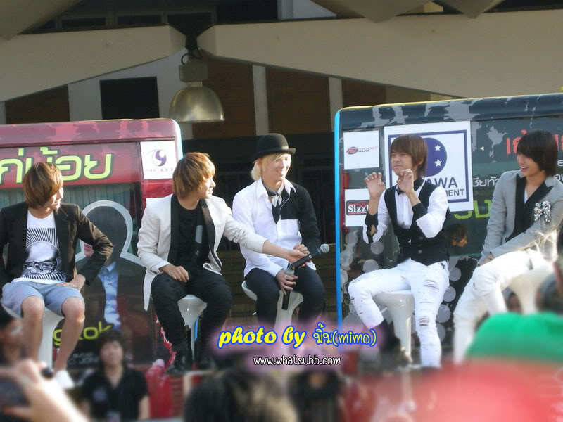 FT Island- Thailand Fan Meeting~ Dscn3116