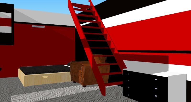 demande de conseil pour décorer une chambre rouge et noire a - Page 3 Ch_ado15