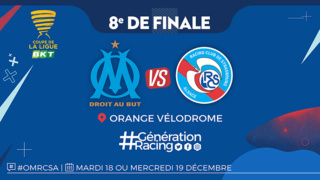Coupe de la Ligue (8es de finale) : Marseille - Racing 688-cd10