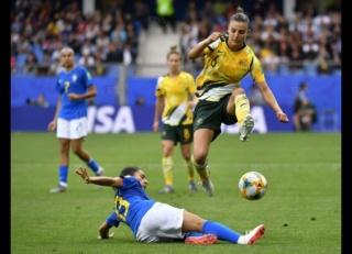 Coupe du Monde féminine 2019 Chloe-10