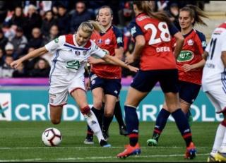 Coupe du Monde féminine 2019 Malgre10