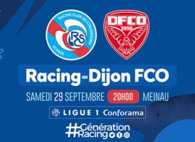 8eme journée  Strasbourg-Dijon Rcsadf11