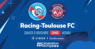 12ème journée : Strasbourg - Toulouse  Rcsatf10