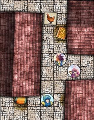 Battlemap - Essais et WIP Platea11