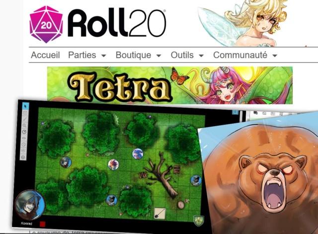 Roll20 - Les quatre fléaux Roll2010