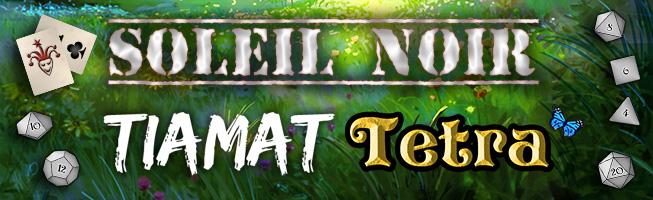 Tiamat - Soleil Noir - Tetra