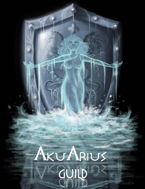 AkuariusBR Guild Escudo11