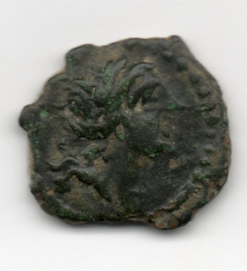 petit bronze au cheval a identifier P_328_20