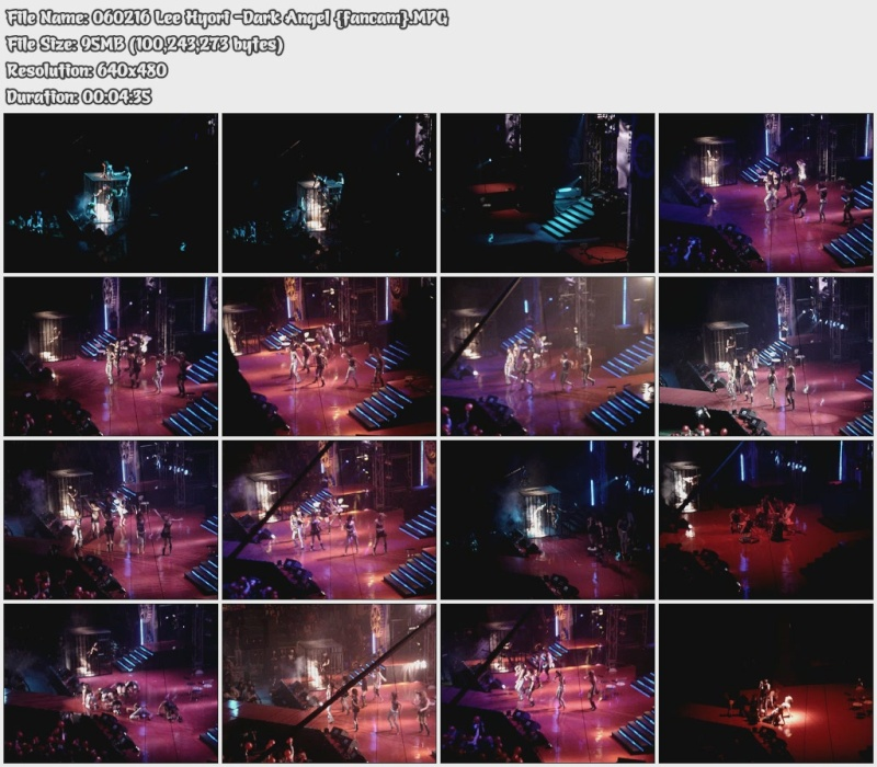 [060216] Hyori - Dark Angel {fancam} [95M/mpg] 06021610