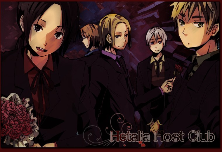 Hetalia Host Club