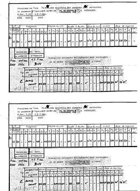 Lee Enfield, calibre étrange? - Page 3 Regist12