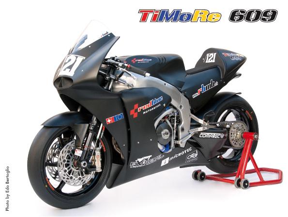 moto2 red blue motorbike timore 609. Black Bedroom Furniture Sets. Home Design Ideas