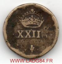 patagon de Philippe IV pour les Pays-Bas Espagnols 2-p44011