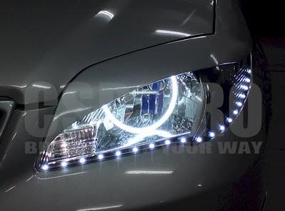 NEW HEADLAMPS ?? demon eyes ! :evil: Toyota13