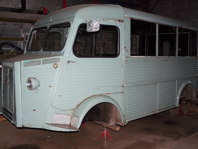 Présentation & Restauration : mon type H de 1952 P1020215