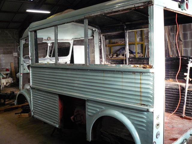 Présentation & Restauration : mon type H de 1952 P1020217