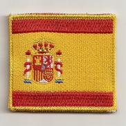 COMPRA DE MATERIAL  (bandera y brazalete/parches de equipo) B610