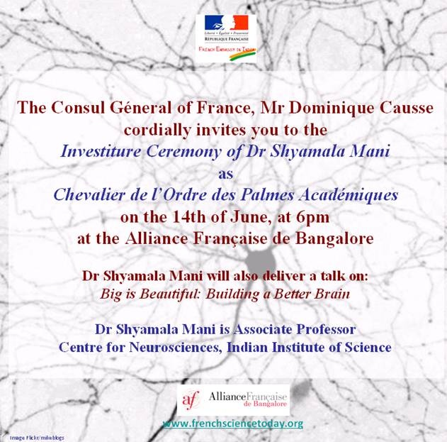 INVESTITURE CEREMONY, 14 JUNE, 6 PM, ENTRY FREE Flyer_11
