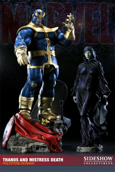 Thanos And Mistress Death 20006611
