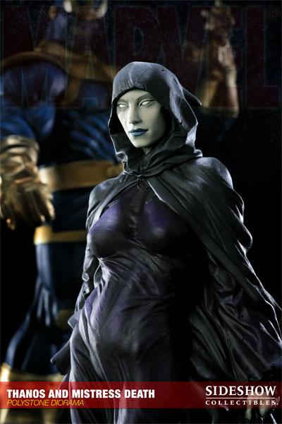 Thanos And Mistress Death 20006612