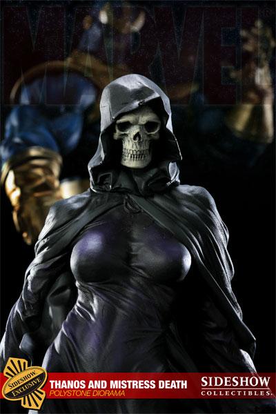 Thanos And Mistress Death 20006613