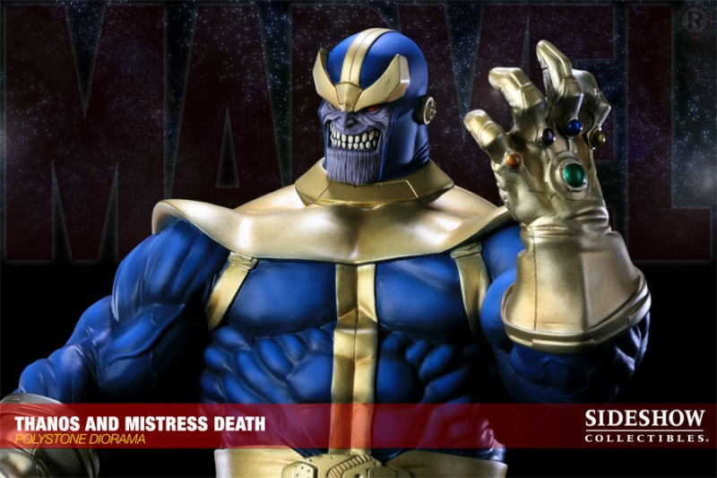 Thanos And Mistress Death 20006615