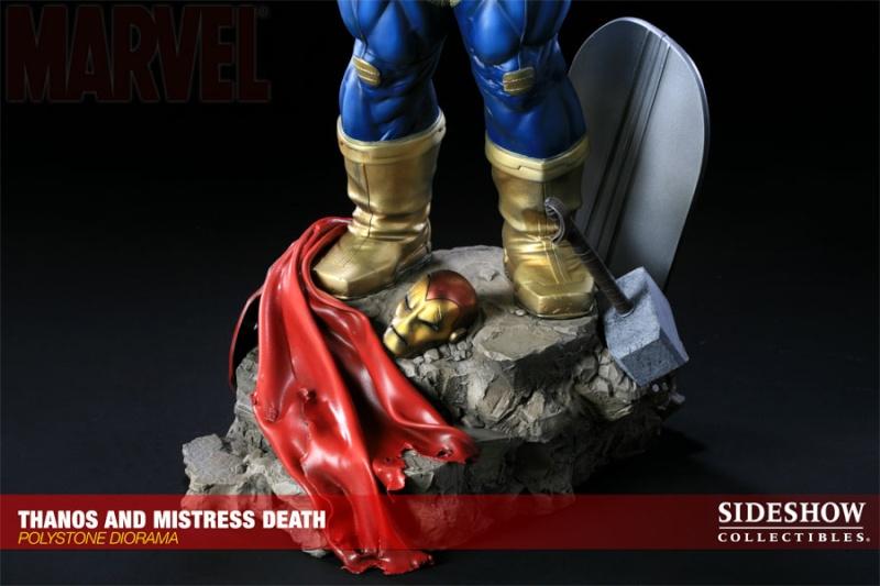 Thanos And Mistress Death 20006616
