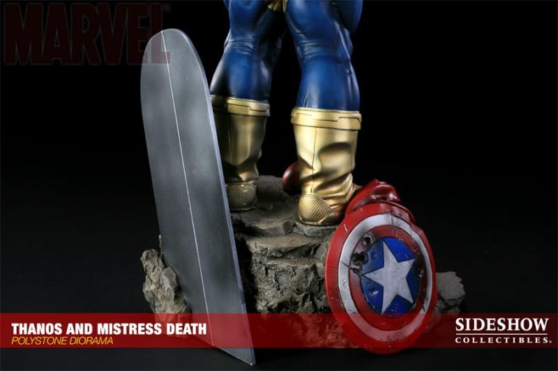 Thanos And Mistress Death 20006617