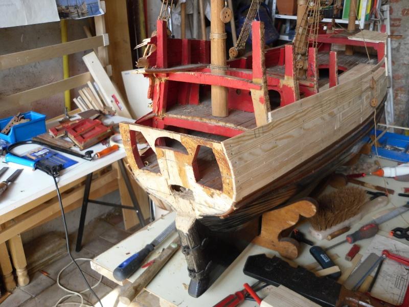 Baubericht Mayflower Sanierung - Seite 3 Sam_0619