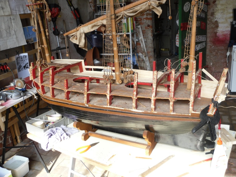 Baubericht Mayflower Sanierung - Seite 4 Sam_0620