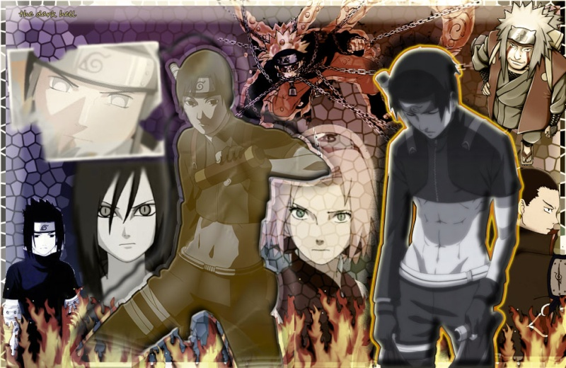 naruto , one pice , fighter charachter  Wallpa10