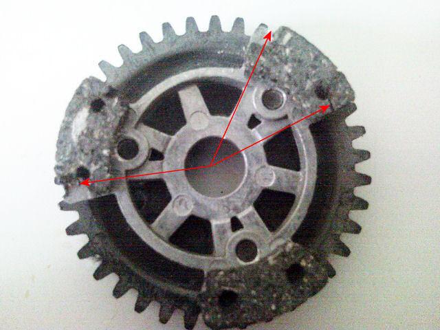 [gsxzera] Revo RB TM523  10051310