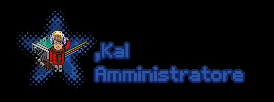 Firma per ,Kal (2019) + Avatar l.u.n.a90 112