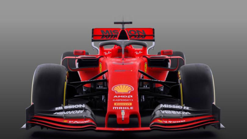 Svelata la nuova SF90 della Scuderia Ferrari! - Pagina 2 12344110