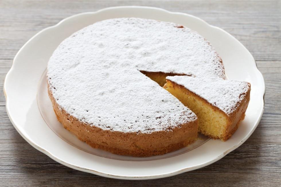 Ricetta torta Kinder Paradiso 14598510