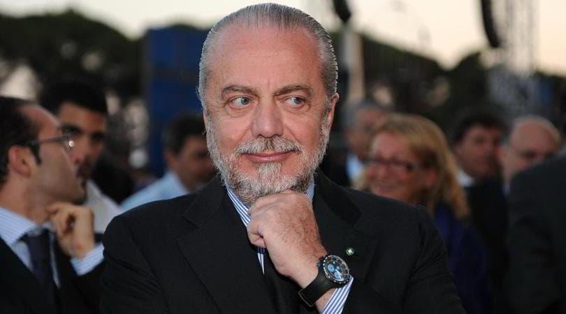 De Laurentiis: ''Ho rifiutato 900 milioni per il Napoli'' 23423010