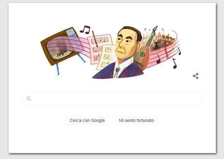 Google celebra i 107 anni dalla nascita di Akira ifakube 47056010