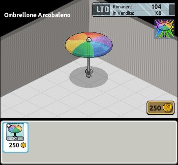 [ALL] Inserito Ombrellone Arcobaleno LTD in catalogo su Habbo! 4bsrlz10