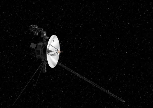 La sonda Voyager 2 risponde dallo spazio interstellare 5ce11f10