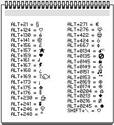 Come usare i codici Alt su Habbo  Altcod10