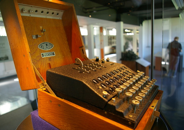 Enigma, 80 anni fa la cattura della macchina della 'guerra segreta' C4ec6a10