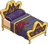 Furni affare stanza Elegante Scuro 2020 Darkel10